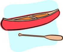 boat with oar