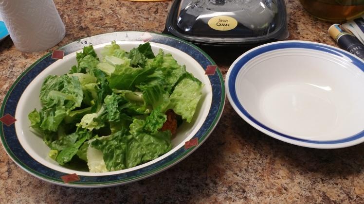 salad 2 bowls