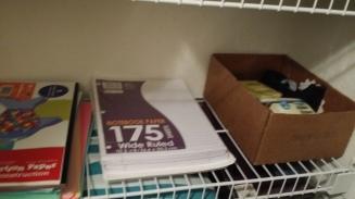 closet organized 2