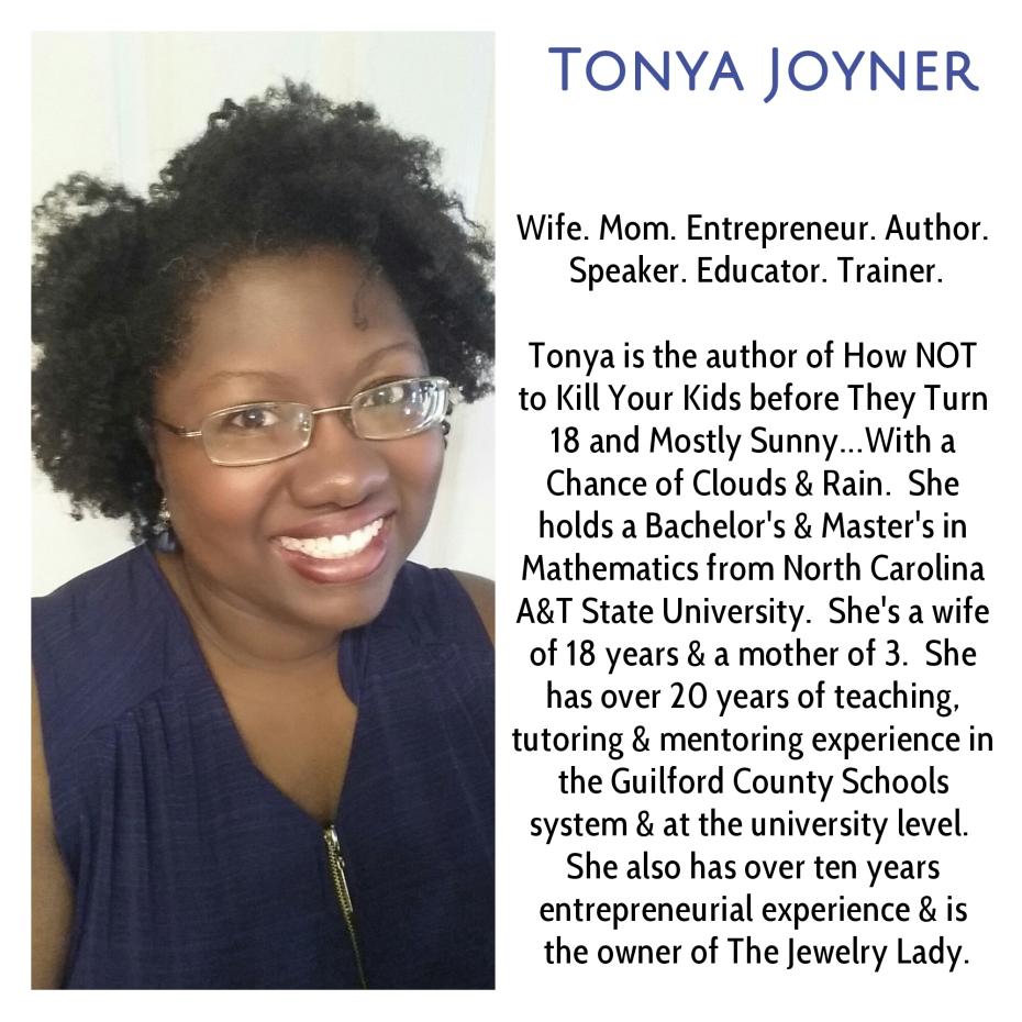 Tonya Joyner Biography
